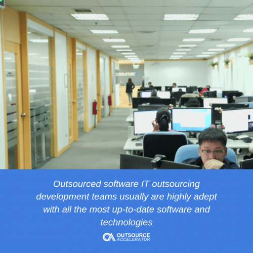 Outsourcing development work for startup travel agencies