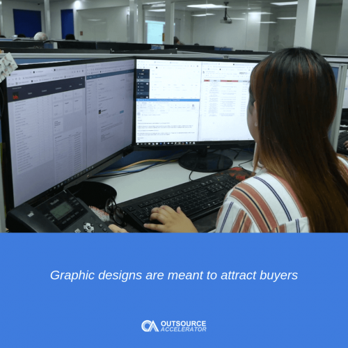 Outsourcing graphic design for real estate businesses
