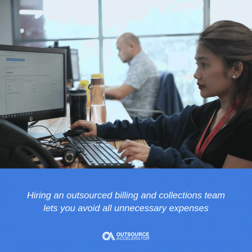Telco outsourced billings & collections