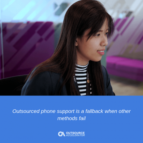3 Reasons why voice support is a vital inbound call center solution