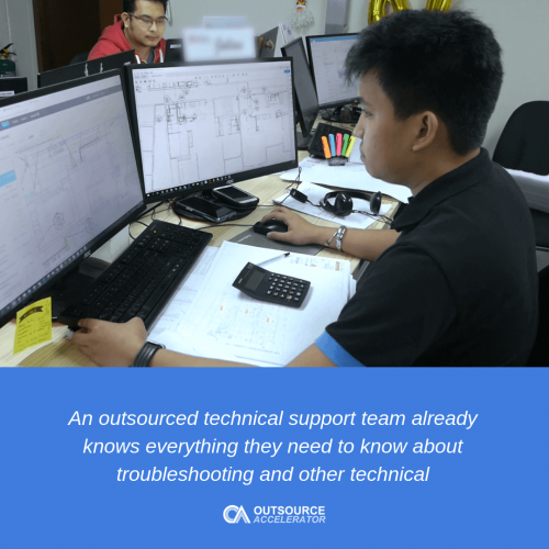 5 Urgent reasons to get outsourced tech support