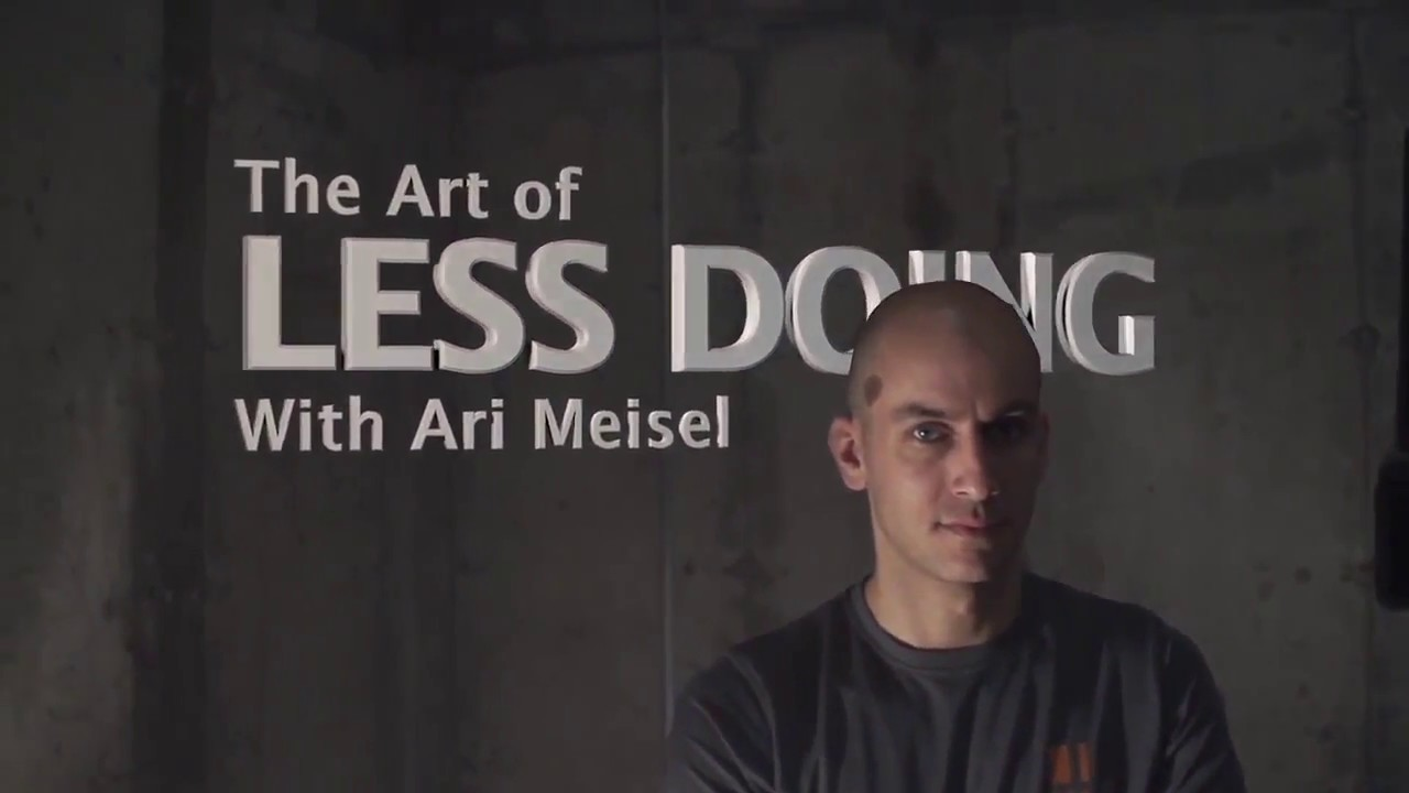 Less Doing - Ari Meisel