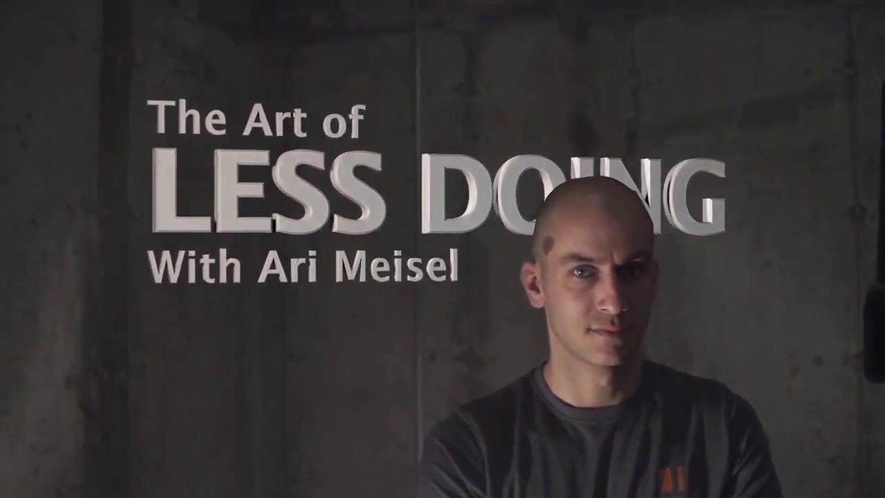 Less Doing - Ari Meisel