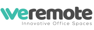 We remote logo
