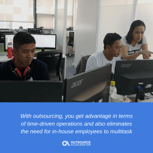 Business Process Outsourcing and its advantages