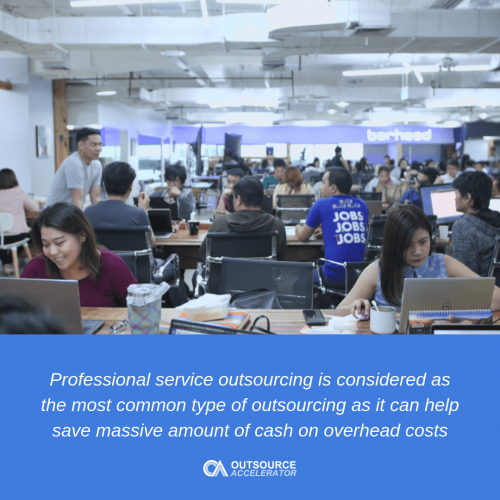Different Types of Outsourcing that You Need to Know