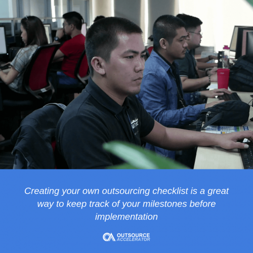 Now the Right Time for You to Start Outsourcing