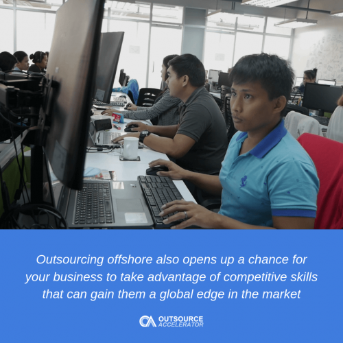 Outsourcing vs. Offshoring Knowing Its Difference and Importance
