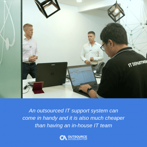 What Are the Business Areas That You Need to Outsource