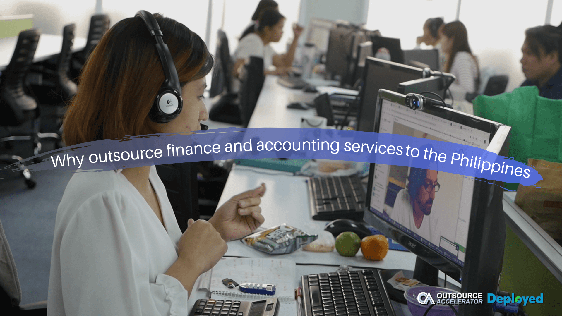 Why outsource finance and accounting services to the Philippines