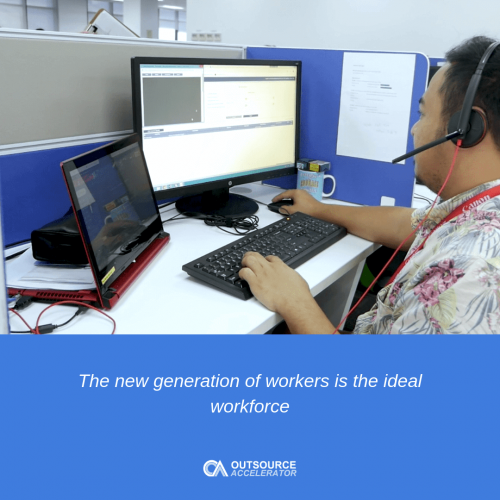 10 Benefits from outsourcing
