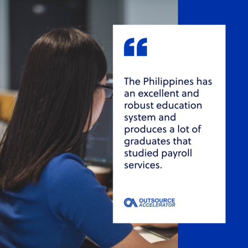 Key benefits of outsourcing payroll services
