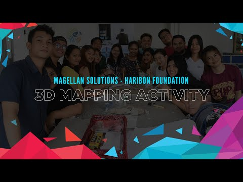 MS Employees Participate in Haribon Foundation's 3D Mapping Activity