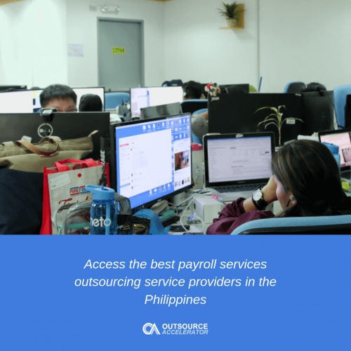 Payroll processing services the procedures