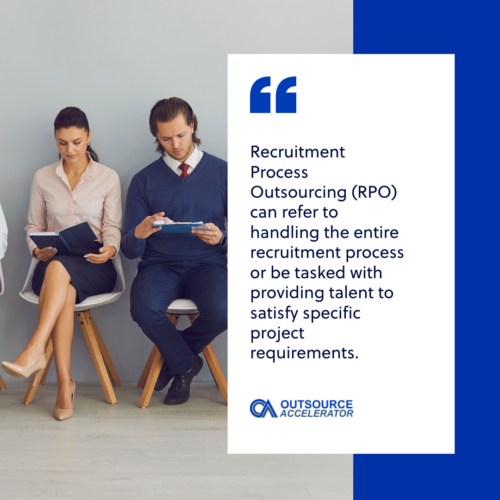 Benefits of recruitment process outsourcing