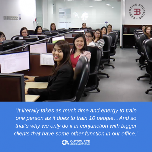 EB Call Center and quality outsourcing