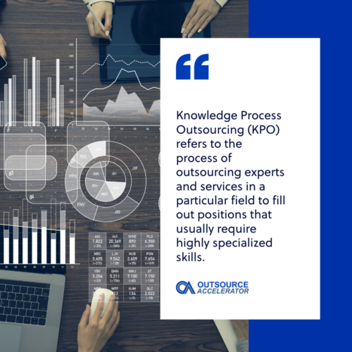 Knowledge process outsourcing in the Philippines