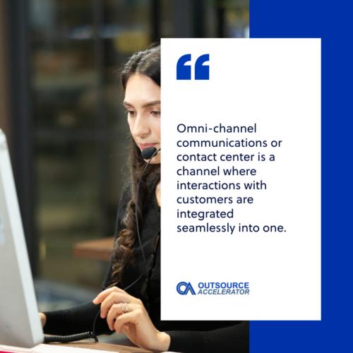Omnichannel customer service strategy