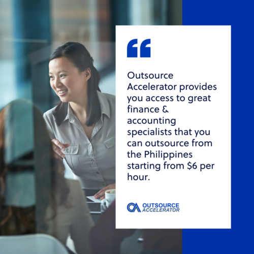 Outsource finance and accounting