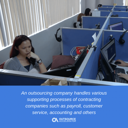 Outsourcing companies in the Philippines
