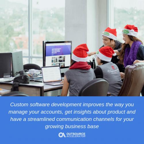 Custom Software Development for Small-Medium Businesses