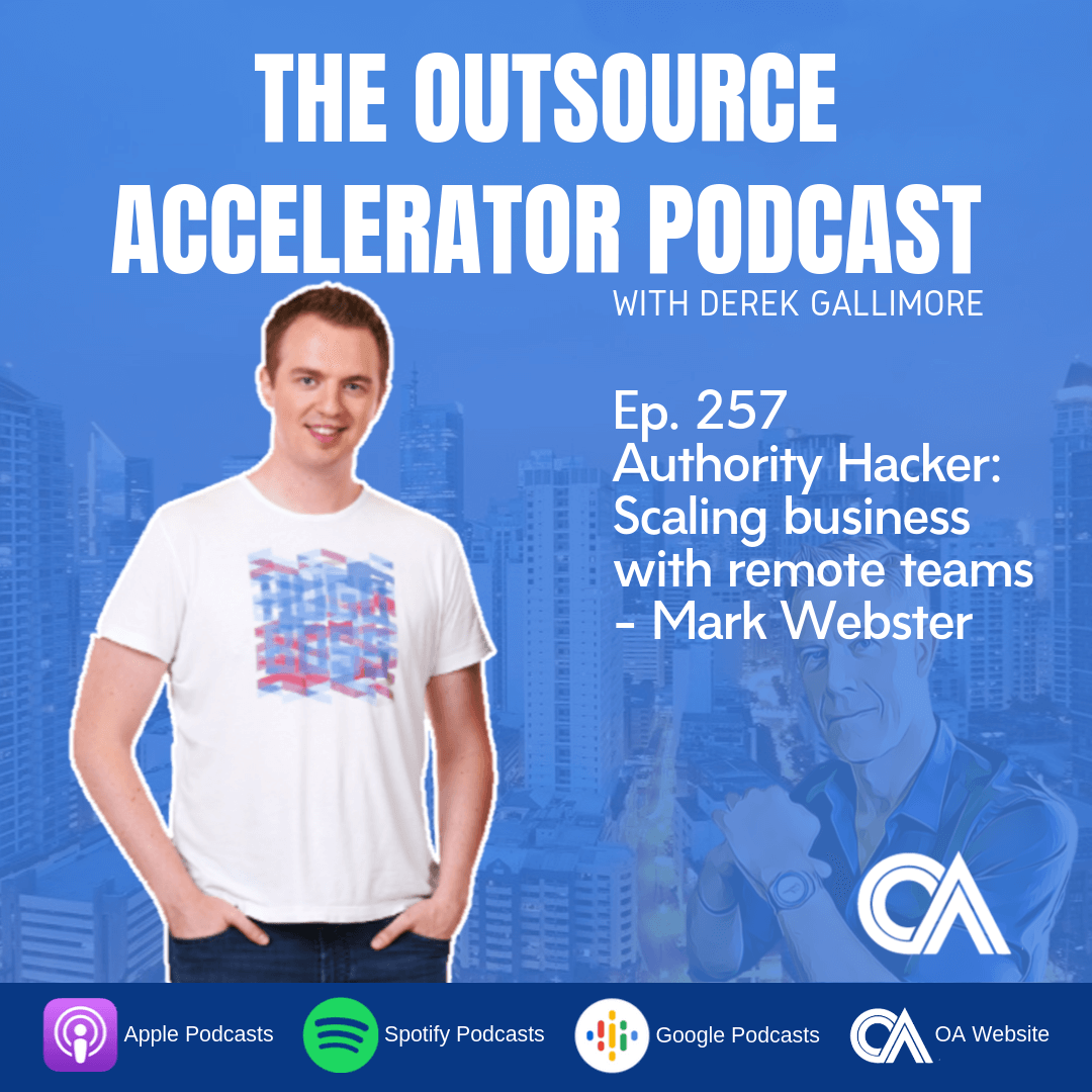 Ep 257 Mark Webster