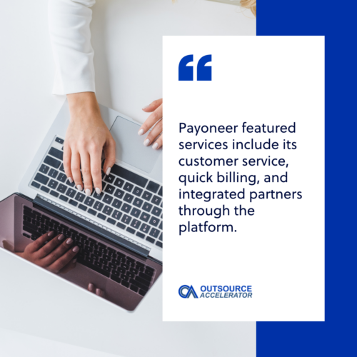 Payoneer top reviews