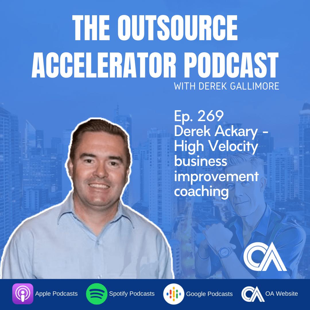 Derek Ackary - High Velocity business improvement coaching