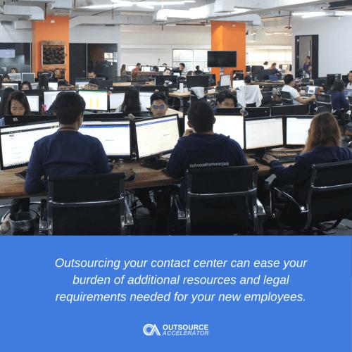 Popular contact center services