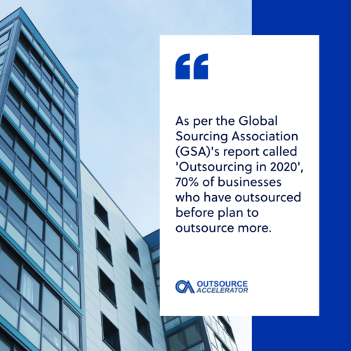 Outsourcing in 2020
