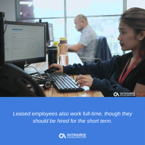 What to consider when leasing employees