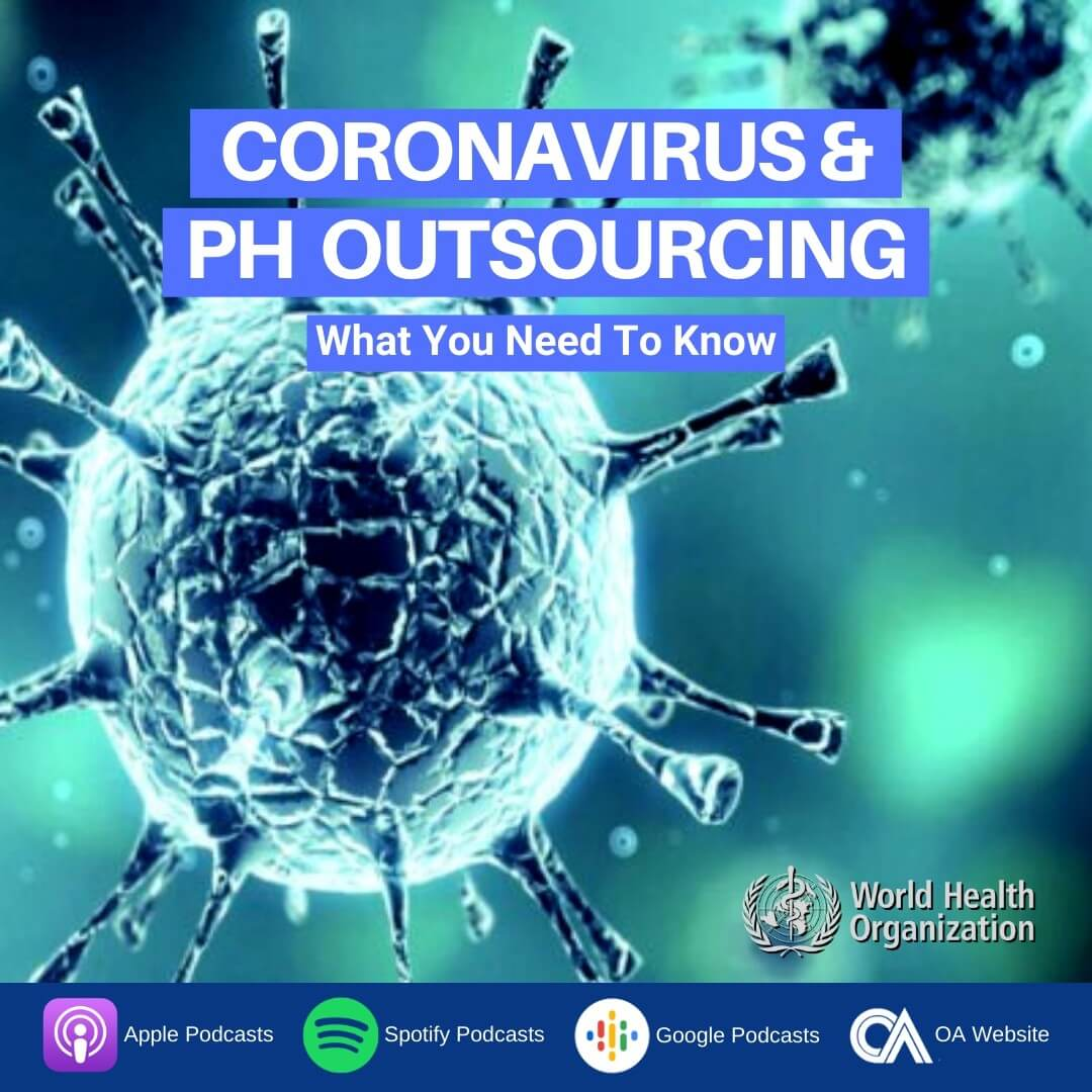 Coronavirus BPO Outsourcing Podcast