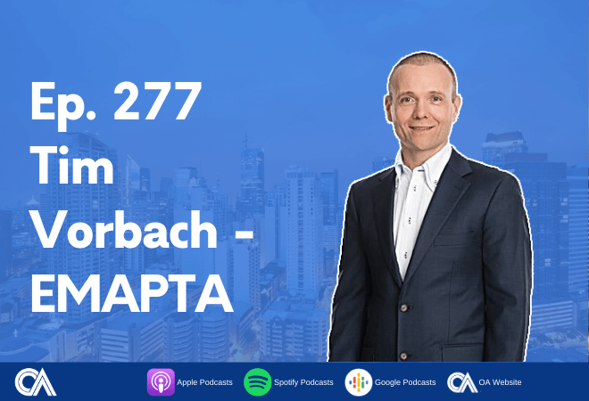 Tim Vorbach of EMAPTA - Overcoming challenges in offshoring
