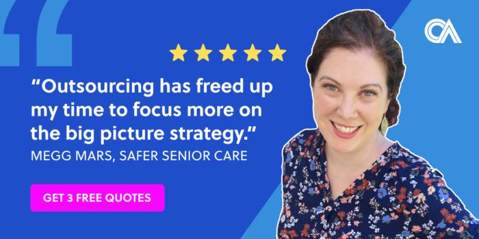 Outsourcing testimonials - Safer Senior Care