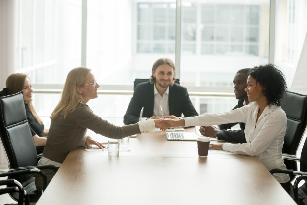 How can businesses establish a fruitful 'customer first' relationship with their clients