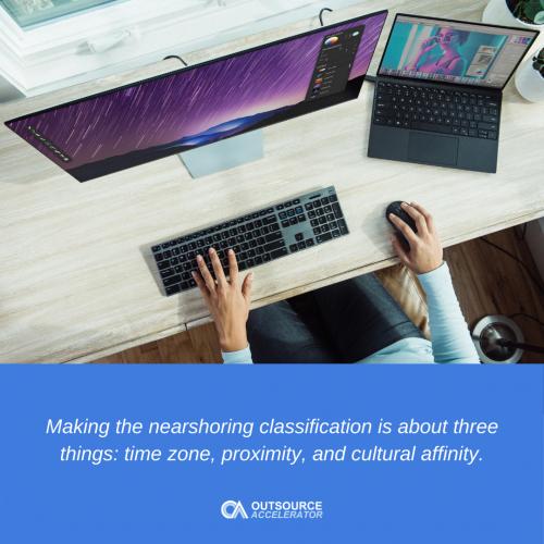 Nearshoring: the basics