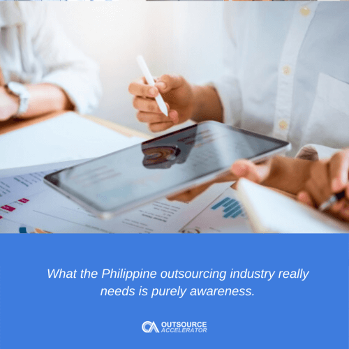 The Philippine outsourcing industry