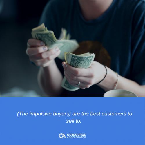 The impulsive buyer