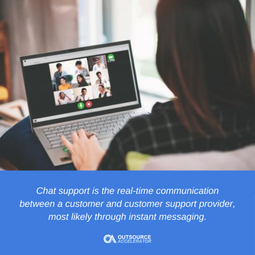 What is Chat Support