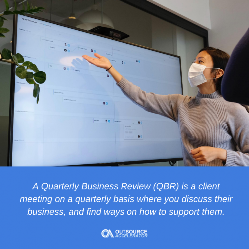 What is a Quarterly Business Review