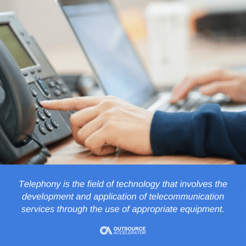 What is a Telephony