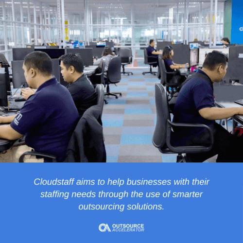 Introducing Cloudstaff Modern Workforce