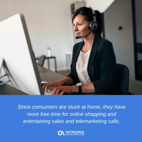 The art of telemarketing