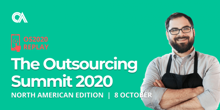 Outsourcing Summit 2020 Outsource Accelerator Replay