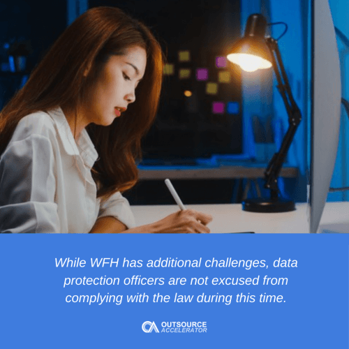 The Philippine outsourcing industry on data security management