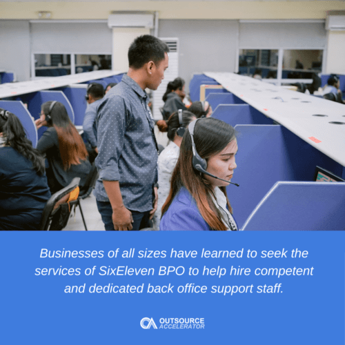 Businesses of all sizes have learned to seek the services of trusted offshore Business Process Outsourcing (BPO) companies to help hire competent and dedicated back office support staff.