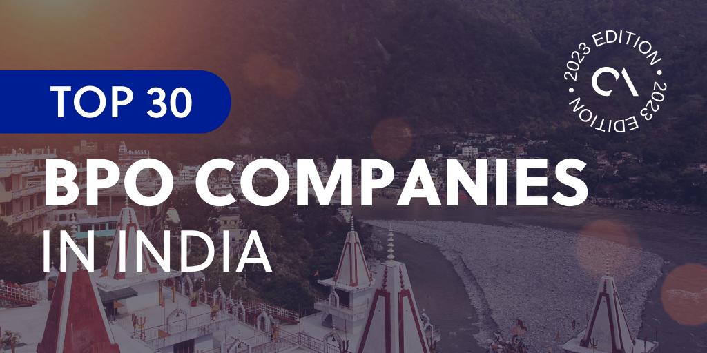 Top Indian BPO Companies