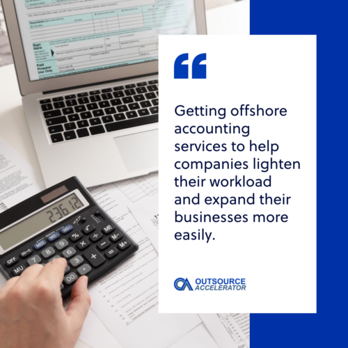 Why businesses hire offshore accounting