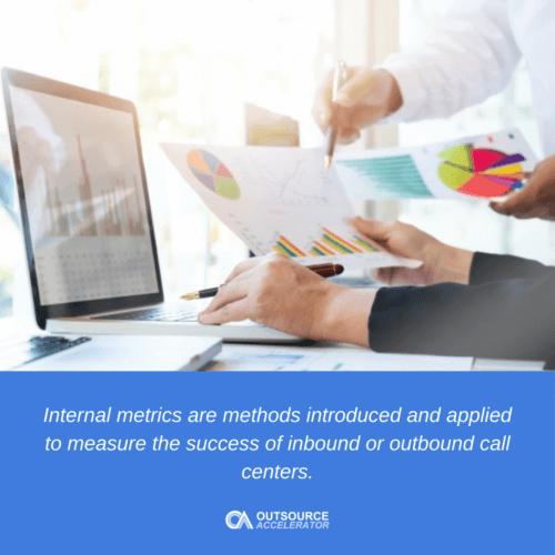 Definition of Internal Metrics
