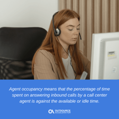 What is Agent Occupancy?